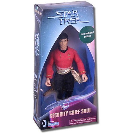 Sulu Kay Bee Limited 9 Inch Figure, By Star Trek from USA