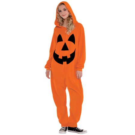 Zipster Pumpkin Adult Costume (L/XL)