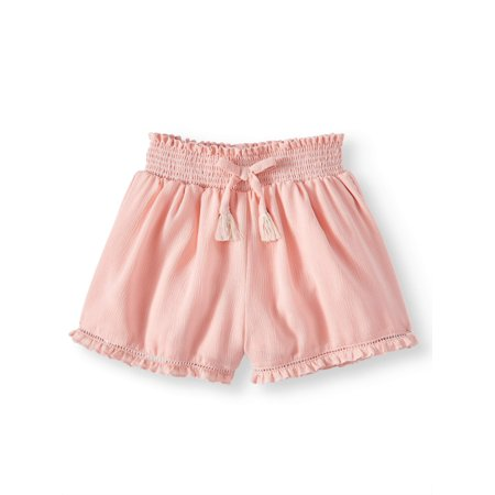 Smocked Waist Short (Toddler