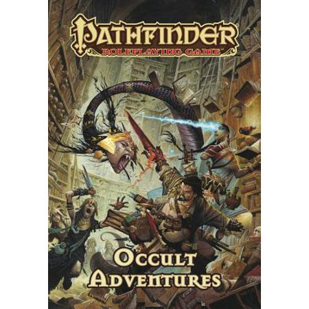 Pathfinder Roleplaying Game: Occult (Aleph Bet Adventure Game)