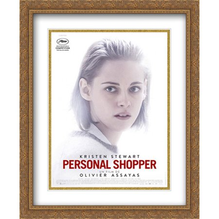 Holiday Shopper - Personal Shopper 28x34 Double Matted Large Large Gold Ornate Framed Movie Poster Art Print