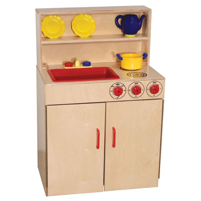 Wood Designs 10600 - 3-N-1 Kitchen Center