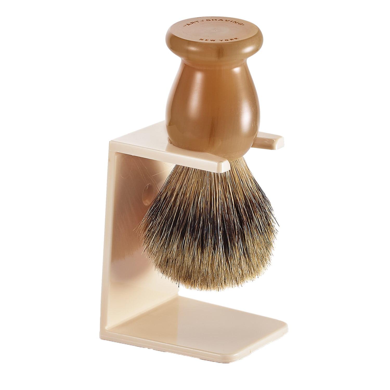 The Art Of Shaving Brush Stand, Ivory