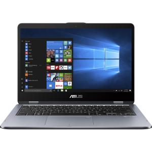 "Asus VivoBook Flip 14 14"" FullHD Touchscreen Laptop i7-7500U 8GB 1TB Win10 by ASUS"