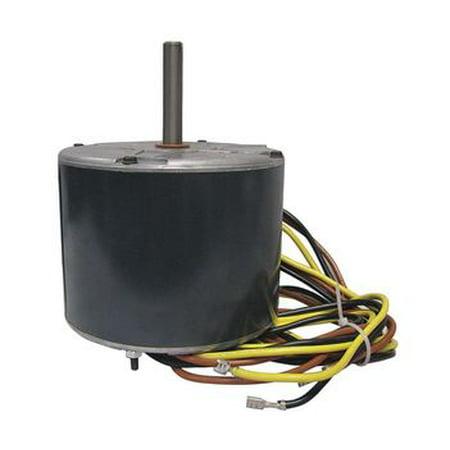 Carrier Condenser Motor 5KCP39GGWB01S 1/4 hp, 1100 RPM, 208-230V Genteq # - 0.167 Hp Motor