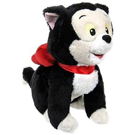 11528dc18f7a disney junior minnies pet cat figaro 8 inch bean bag plush - Walmart.com