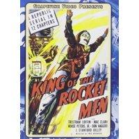 King of the Rocket Men (1949) (DVD)