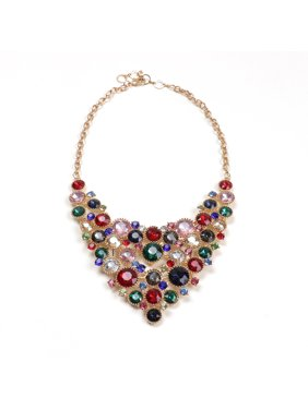 Agatha Bib Necklace