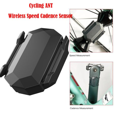 Muxika Cycling ANT Wireless Speed Cadence Sensor For Garmin Bryton Bike