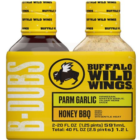 Buffalo Wild Wings Sauce (20 oz,pack of 2 ) (Best Buffalo Wild Wings Food)