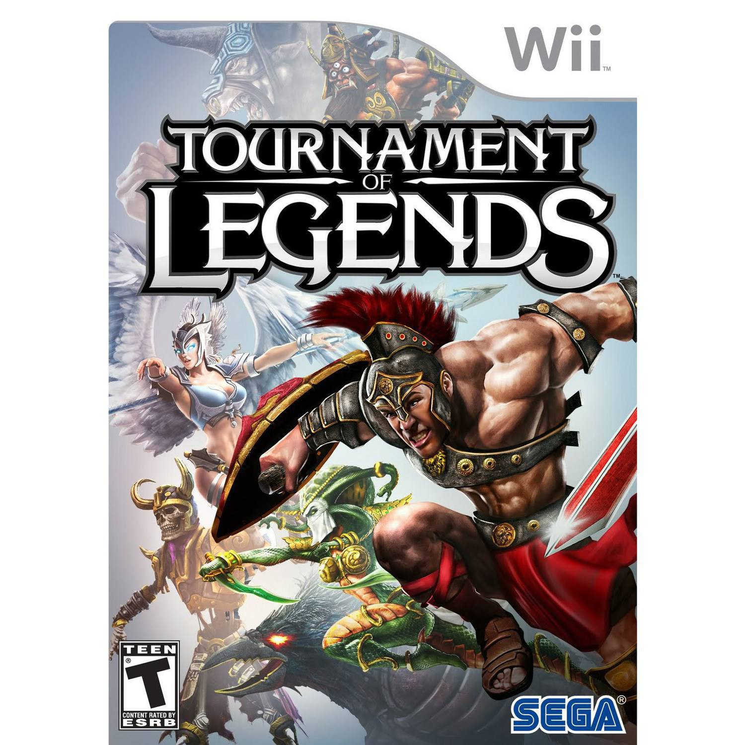Tournament of Legends (WiI)
