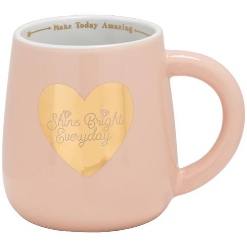 TenStrawberryStreet Shine Bright Coffee Mug