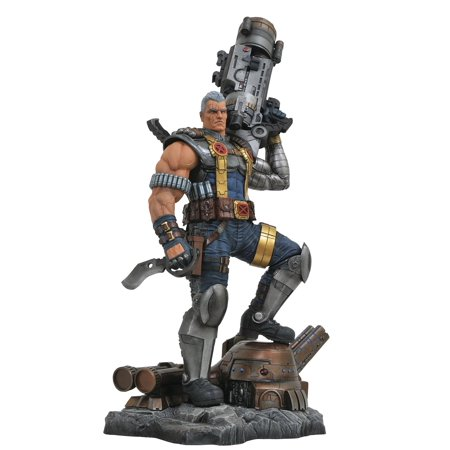 Marvel Cable Premier Collection Resin Statue (Premier Cable Installations)