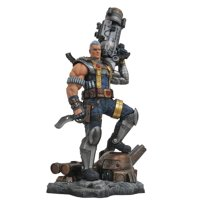 Marvel Cable Premier Collection Resin Statue