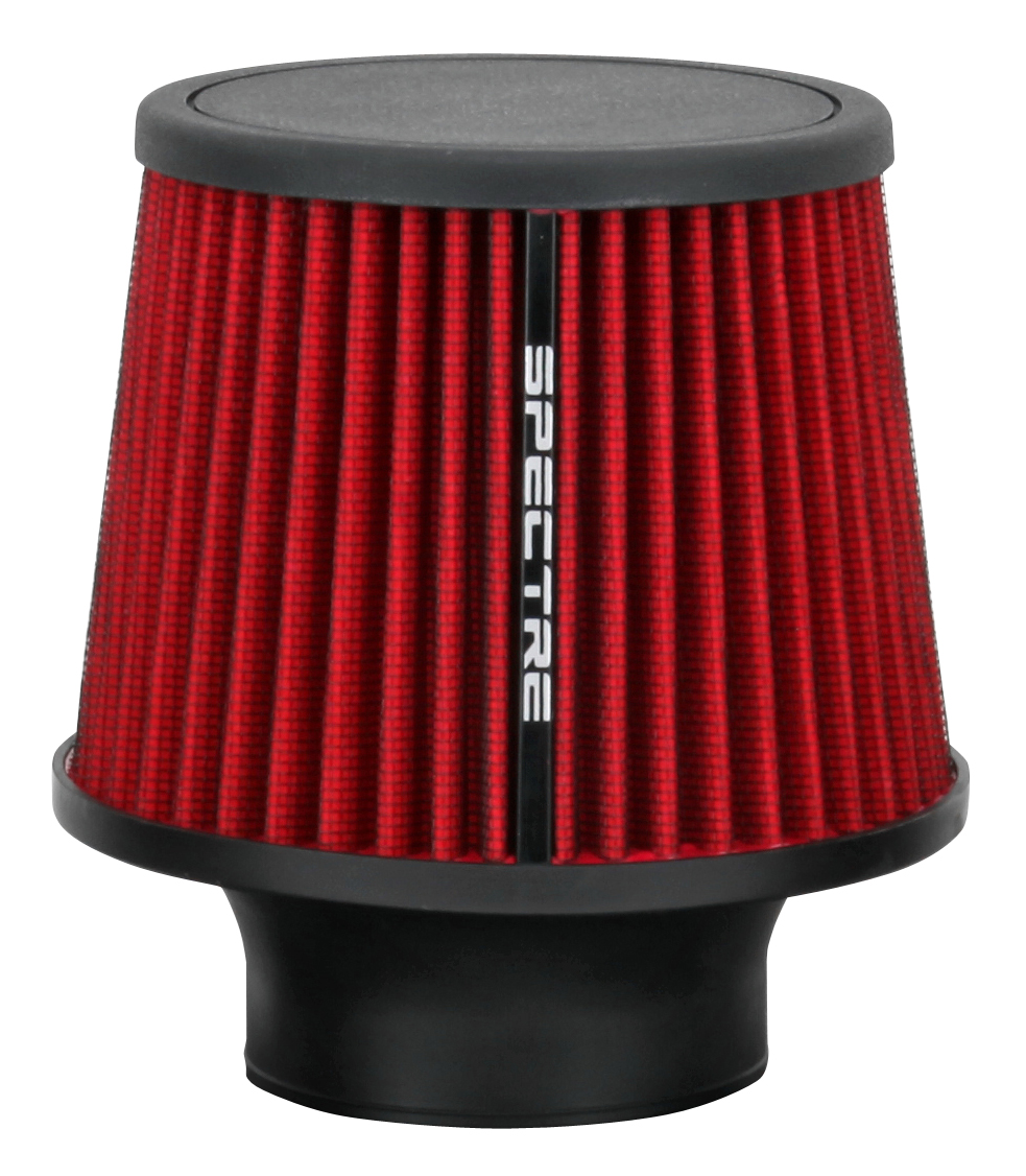 """4/"""" Black 3.5/"""" Air Filter 6.7 in Tall SPECTRE 8131 Cone Filter 3/"""""""