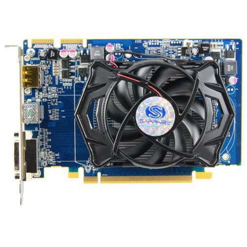Sapphire 100289L Sapphire Radeon HD 5670 (Redwood) 1GB 12...