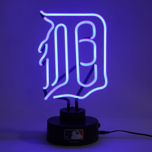 Memory Company MLB NEON LAMP TIGERS