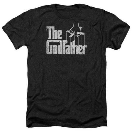 Godfather- Logo Apparel T-Shirt - Black