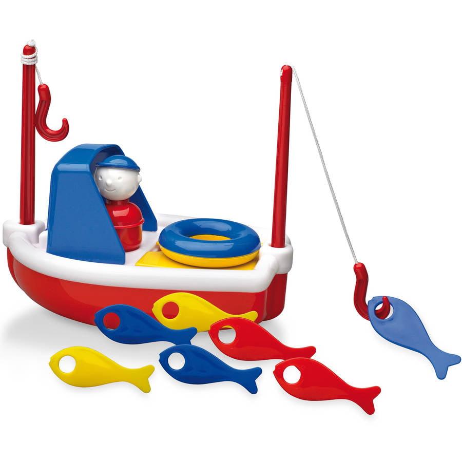 Ambi Toys Inc. Bath Toys 31178 Fishing Boat by Bath Toys