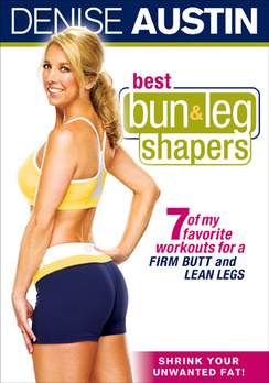 Denise Austin: Best Bun & Leg Shapers (DVD) by Lionsgate