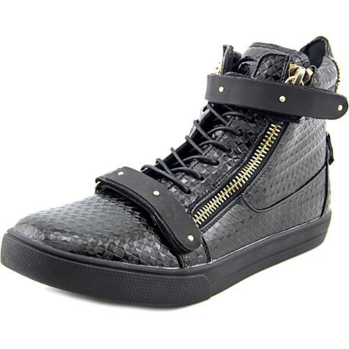 J75 by Jump Zion Men US 9 Black Sneakers