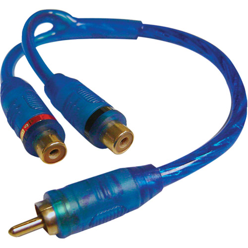 db Link Cl20z Double Shielded Competition Series 20' RCA Adapter