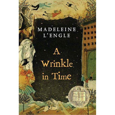 A Wrinkle in Time (Paperback) (100 Best Print Ads Of All Time)