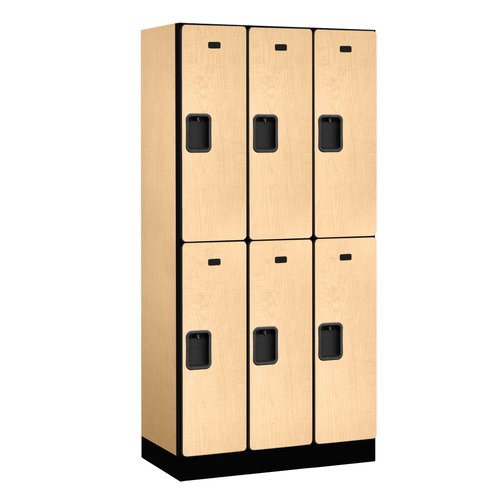 Salsbury Industries 2 Tier 3 Wide School Locker