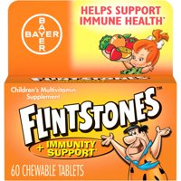 Flintstones Chewable Kid's Multivitamin w/ Immunity Support, 60 Ct