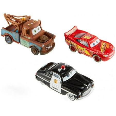 Disney/Pixar Cars Radiator Springs Die-Cast Vehicles 3-Pack Disney Pixar Diecast Cars