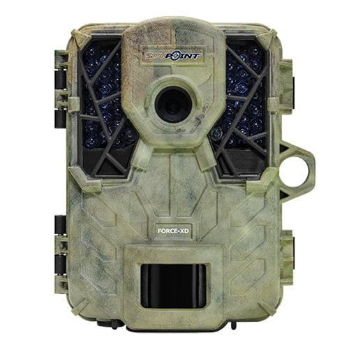 Spy Point Ultra Compact Trail Camera 12 MP, 42 LED, Camo