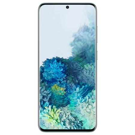 Samsung Galaxy S20 5G, 128GB Unlocked Smartphone, Blue
