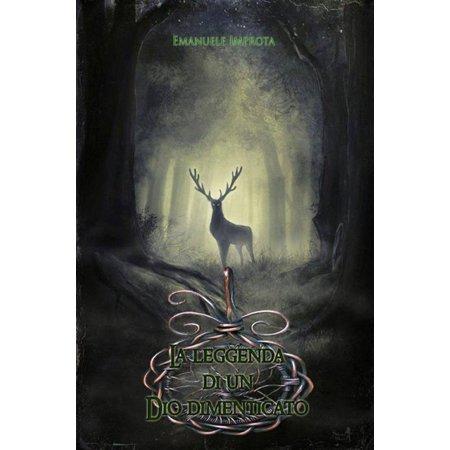 La leggenda di un dio dimenticato - (Leggenda Di Halloween Jack-o'-lantern)