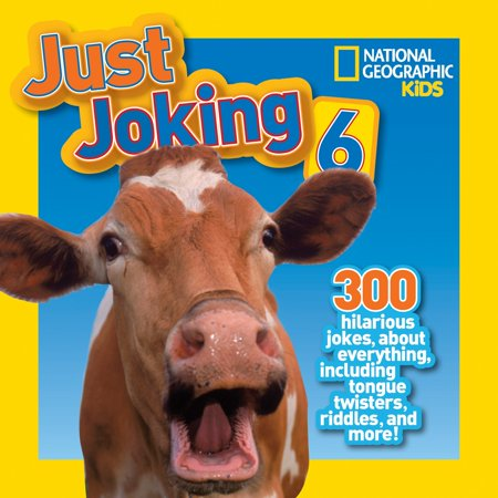 International Tongue Twisters (National Geographic Kids Just Joking 6 : 300 Hilarious Jokes, about Everything, including Tongue Twisters, Riddles, and)