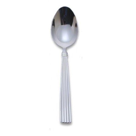 "Reed & Barton 18/10 Stainless Crescendo II - 7 1/4"" Place / Oval Soup Spoon"