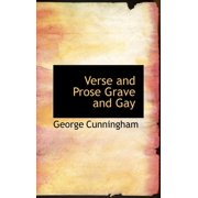 Verse and Prose Grave and Gay