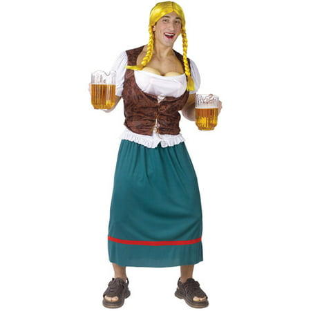Beer Girl Adult Male Halloween Costume](Beer Halloween Costumes)