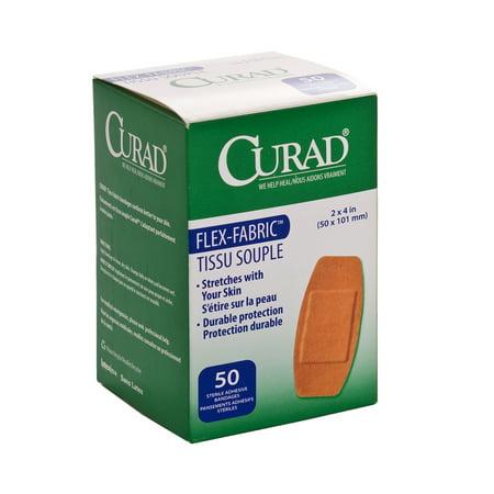 CURAD Fabric Adhesive Bandages - NON25524Z