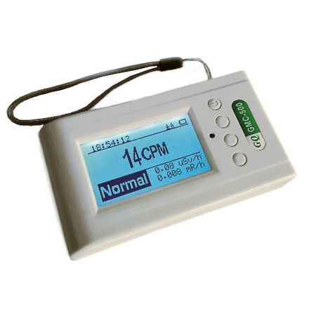 GMC-500 Plus Digital Geiger counter radiation (Best Personal Geiger Counter)