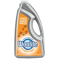 Woolite Everyday Carpet & Upholstery Cleaner for Full Size Carpet Cleaners, 68