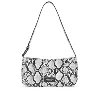 Deals on Kendall + Kylie Snake Baguette Shoulder Bag