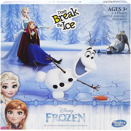Dont Break The Ice  Disney Frozen Edition Game
