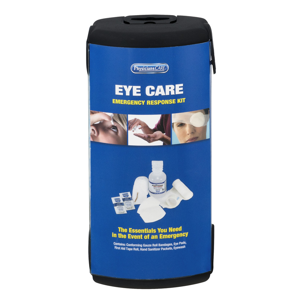 Physicians Care Eye Care Emergency Response Kit, 8.0 PIECE(S)