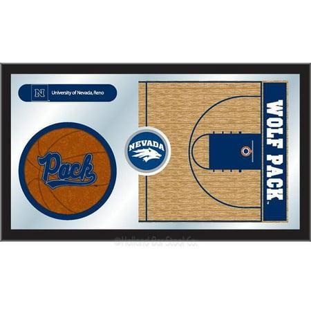 Holland Bar Stool MBsktNevaUn Nevada 15 x 26 in. Basketball Mirror - image 1 de 1