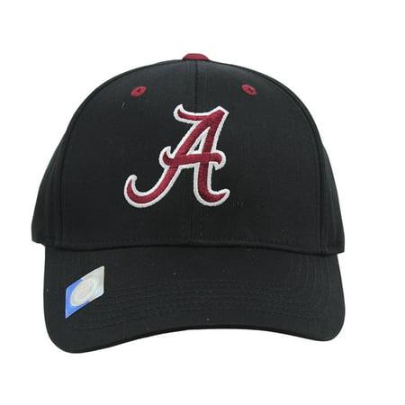- Captivating Headgear Men's Champ Fashion Alabama Crimson Tide Embroidered Cap