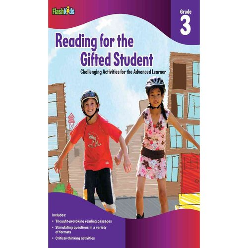 Reading for the Gifted Student Grade 3: Challenging Activities for the Advanced Learner