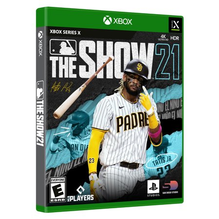 MLB The Show 21, Major League Baseball, Xbox Series X, 696055229352
