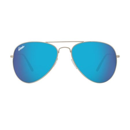 8d850c47234 Blenders - Blenders A Series Blue Angel Classic Teardrop Aviator Sunglasses  with Pouch - Walmart.com