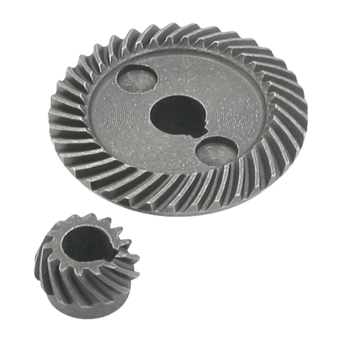 Unique Bargains Replacement Part Spiral Bevel Gear Pinion Set for 155 Angle Grinder