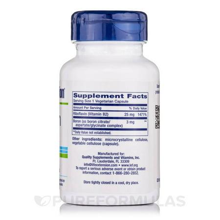 boron 3 mg - 100 vegetarian capsules by life extension - walmart, Skeleton
